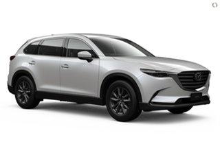 2021 Mazda CX-9 TC Touring SKYACTIV-Drive White 6 Speed Sports Automatic Wagon