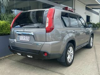 2012 Nissan X-Trail ST Grey 5 Speed Automatic Wagon