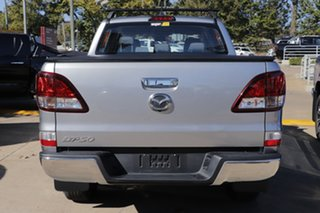 2019 Mazda BT-50 UR0YG1 XTR 4x2 Hi-Rider Silver 6 Speed Sports Automatic Utility