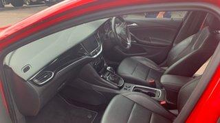 2016 Holden Astra BK MY17 RS-V Red 6 Speed Manual Hatchback