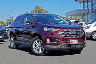2019 Ford Endura CA 2019MY Trend Burgundy Velvet 8 Speed Sports Automatic Wagon.