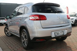 2016 Peugeot 4008 MY17 Active 2WD Grey 6 Speed Constant Variable SUV.