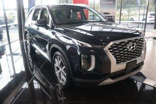 2021 Hyundai Palisade LX2.V1 MY21 Highlander AWD Moonlight Cloud 8 Speed Sports Automatic Wagon.