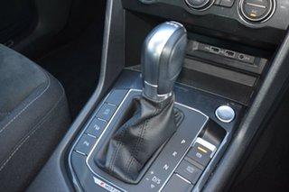 2018 Volkswagen Tiguan 5N MY18 162TSI DSG 4MOTION Sportline White 7 Speed