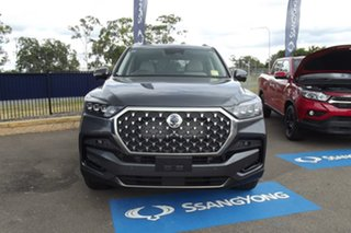 2021 Ssangyong Rexton Y450 MY21 Ultimate Grey 8 Speed Sports Automatic Wagon.