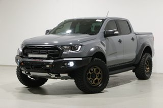 2019 Ford Ranger PX MkIII MY19.75 Raptor 2.0 (4x4) Grey 10 Speed Automatic Double Cab Pick Up.