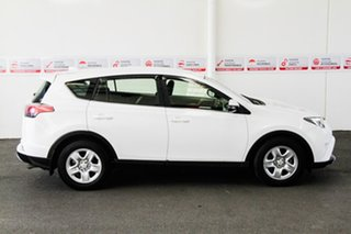 2018 Toyota RAV4 ZSA42R GX 2WD Glacier White 7 Speed Constant Variable Wagon