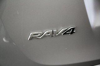 2018 Toyota RAV4 ASA44R GX AWD Silver Sky 6 Speed Sports Automatic Wagon