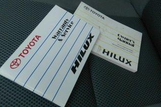 2009 Toyota Hilux KUN26R MY10 SR5 Gold 5 Speed Manual Utility