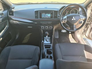 2017 Mitsubishi Lancer CF MY17 Black Edition Grey 6 Speed Constant Variable Sedan