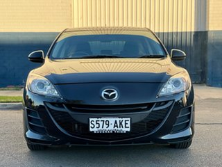 2011 Mazda 3 BL10F1 MY10 Neo Black 6 Speed Manual Hatchback.