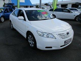 2008 Toyota Camry ALTISE White 4 Speed Automatic Sedan.