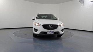 2017 Mazda CX-5 MY17 Maxx Sport (4x4) Crystal White 6 Speed Automatic Wagon