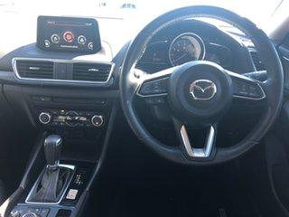 2017 Mazda 3 BN5238 SP25 SKYACTIV-Drive GT Soul Red 6 Speed Sports Automatic Sedan