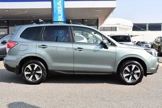 2018 Subaru Forester S4 MY18 2.5i-L CVT AWD Jasmine Green 6 Speed Constant Variable Wagon