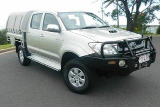 2009 Toyota Hilux KUN26R MY10 SR5 Gold 5 Speed Manual Utility.