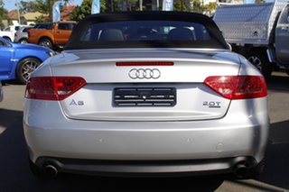 2009 Audi A5 8T MY10 S Tronic Quattro Silver 7 Speed Sports Automatic Dual Clutch Coupe