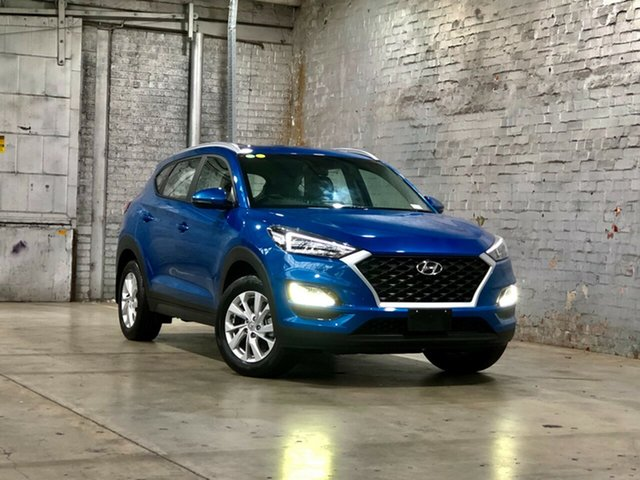 Used Hyundai Tucson TL3 MY19 Active X 2WD Mile End South, 2019 Hyundai Tucson TL3 MY19 Active X 2WD Blue 6 Speed Automatic Wagon