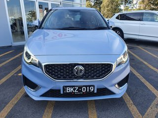 2020 MG MG3 SZP1 MY20 Excite Blue 4 Speed Automatic Hatchback.