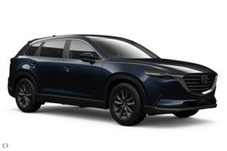 2021 Mazda CX-9 TC Sport SKYACTIV-Drive i-ACTIV AWD Blue 6 Speed Sports Automatic Wagon