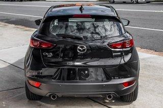 2021 Mazda CX-3 DK4W7A Akari SKYACTIV-Drive i-ACTIV AWD Black 6 Speed Sports Automatic Wagon.