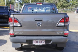 2017 Mazda BT-50 UR0YG1 XT Brown 6 Speed Manual Utility