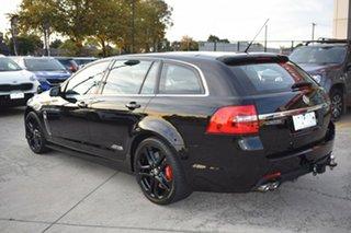 2016 Holden Commodore VF II MY16 SS V Sportwagon Redline Black 6 Speed Sports Automatic Wagon