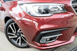 2019 Subaru Liberty MY20 2.5i AWD Crimson Red Continuous Variable Sedan.