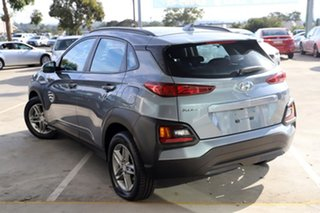2018 Hyundai Kona OS MY18 Active 2WD Grey 6 Speed Sports Automatic Wagon.