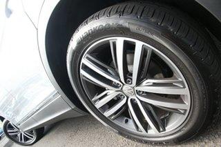 2020 Volkswagen Tiguan 5N MY21 162TSI Highline DSG 4MOTION Allspace Pyrit Silver Metallic 7 Speed