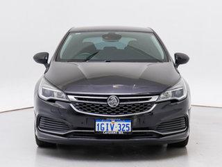 2017 Holden Astra BK MY17.5 RS-V Black 6 Speed Automatic Hatchback.