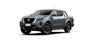 2021 Nissan Navara D23 MY21 ST-X Twilight Grey 7 Speed Sports Automatic Utility