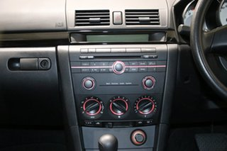 2008 Mazda 3 BK MY06 Upgrade Neo Red 4 Speed Auto Activematic Sedan