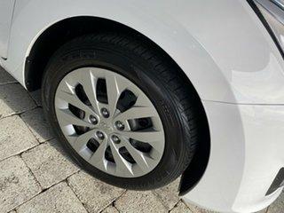 2016 Hyundai i30 Active White Sports Automatic Hatchback