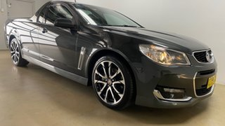 2017 Holden Ute VF II SS Grey 6 Speed Automatic Utility.