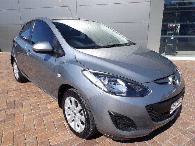Used Mazda 2 DE10Y2 MY14 Neo Sport Toowoomba, 2014 Mazda 2 DE10Y2 MY14 Neo Sport 5 Speed Manual Hatchback