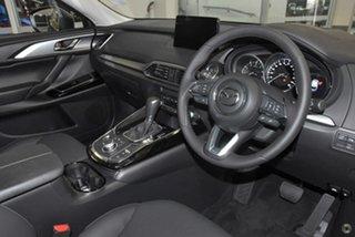 2021 Mazda CX-9 TC Touring SKYACTIV-Drive Blue 6 Speed Sports Automatic Wagon