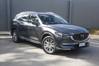 2021 Mazda CX-8 KG2W2A Asaki SKYACTIV-Drive FWD Machine Grey 6 Speed Sports Automatic Wagon.