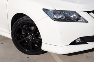 2017 Toyota Aurion GSV50R Sportivo White 6 Speed Sports Automatic Sedan
