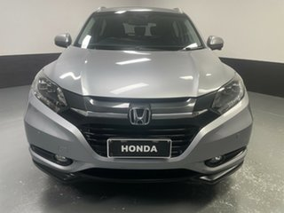 2016 Honda HR-V MY16 VTi-L Silver 1 Speed Constant Variable Hatchback