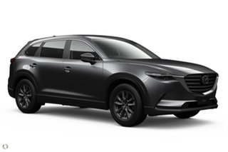 2021 Mazda CX-9 TC Sport SKYACTIV-Drive Grey 6 Speed Sports Automatic Wagon