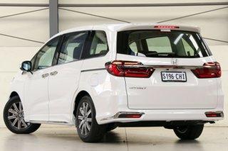 2021 Honda Odyssey RC 21YM Vi L7 Platinum White 7 Speed Constant Variable Wagon.