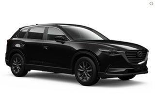 2021 Mazda CX-9 TC Sport SKYACTIV-Drive Black 6 Speed Sports Automatic Wagon