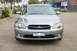 2006 Subaru Liberty MY06 2.0R 4 Speed Auto Elec Sportshift Sedan.