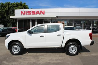 2021 Nissan Navara D23 MY21 SL Solid White 7 Speed Sports Automatic Utility