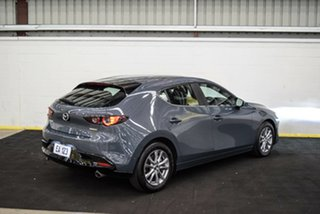 2019 Mazda 3 BP2H7A G20 SKYACTIV-Drive Pure Grey 6 Speed Sports Automatic Hatchback