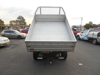 2014 Holden Colorado RG MY14 LX (4x2) White 6 Speed Automatic Cab Chassis