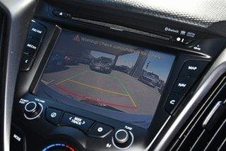 2015 Hyundai Veloster FS4 Series II SR Coupe Turbo White 6 Speed Manual Hatchback
