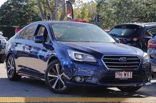 2016 Subaru Liberty B6 MY16 2.5i CVT AWD Blue 6 Speed Constant Variable Sedan.