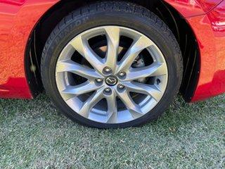 2015 Mazda 3 BM5438 SP25 SKYACTIV-Drive GT Soul Red 6 Speed Sports Automatic Hatchback